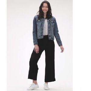 GAP Pants - NWT Gap High Rise Wide Leg Crop Chinos 10 c210